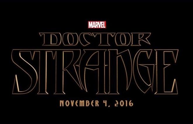 Doctor Strange Logo Poster