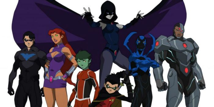 Justice-Leage-Vs-Teen-Titans-DC-Comics