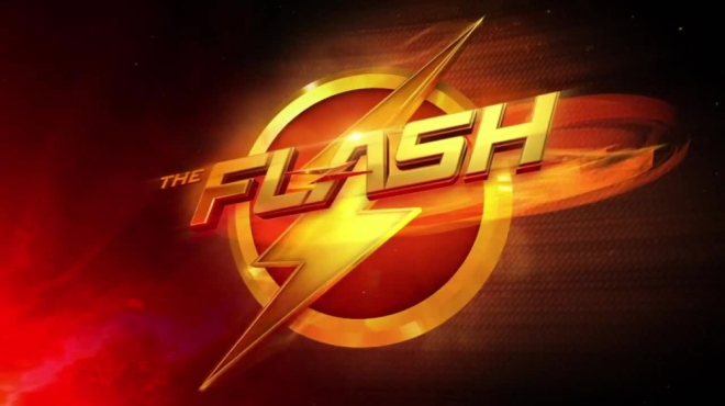 The Flash TV Series Logo