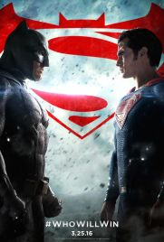 Batman v Superman Poster 1