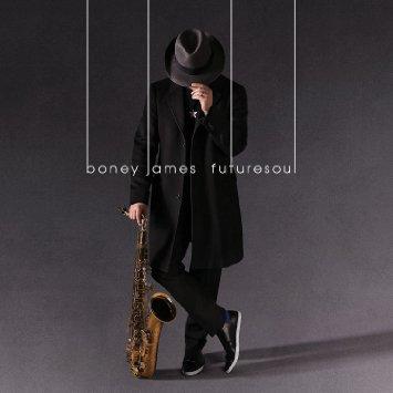 Boney James futuresoul album cover