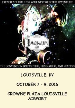 Imaginarium 2016 Poster