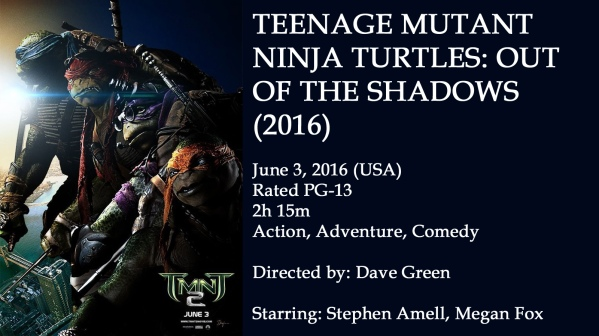 TMNT Movie Ad