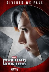 CACW BLACK WIDOW POSTER
