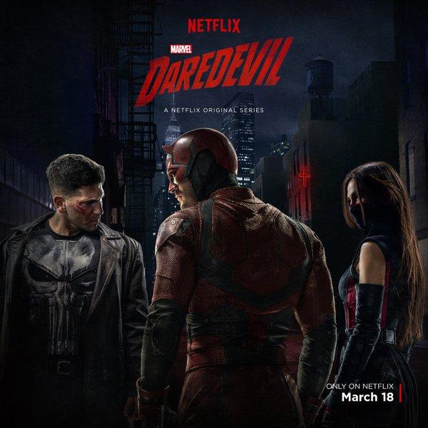 Daredevil Season 2 Poster 3