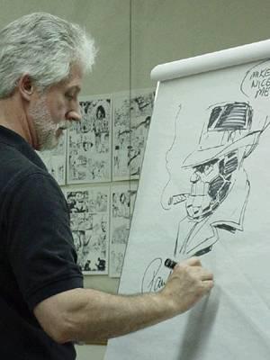 Paul Ryan Comic Book Artist