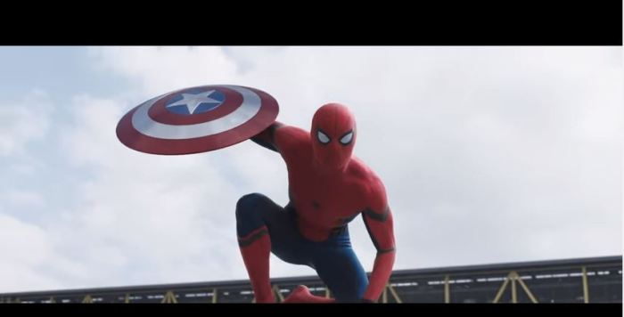 Spidey from CACW Trailer