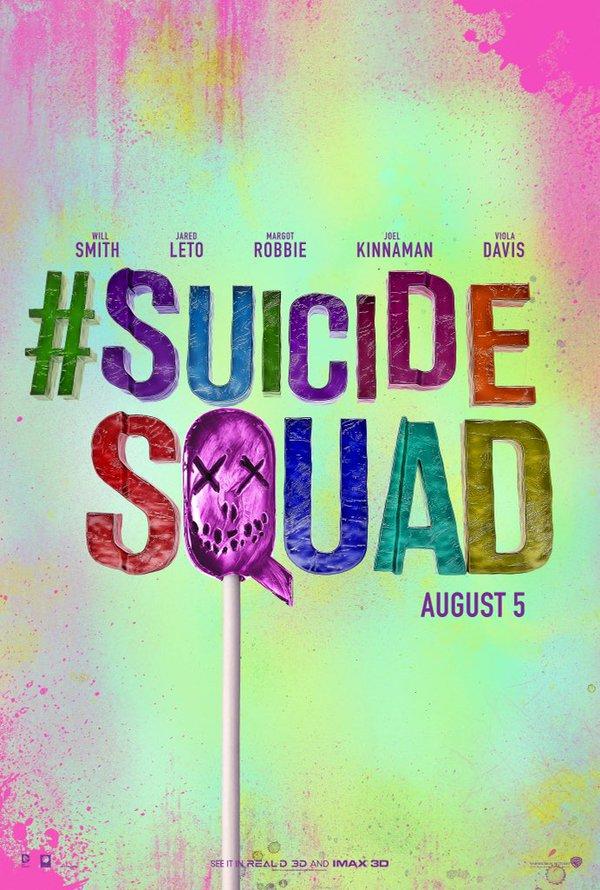 Suicide Squad Poster 3